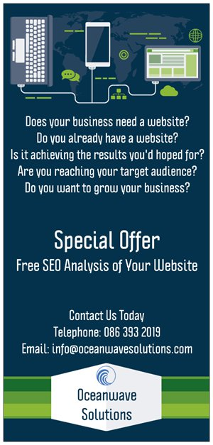 Special Offer – Free SEO Analysis